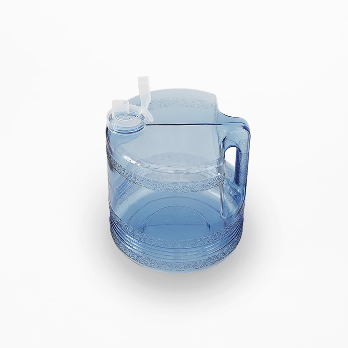 PVC plastic jug 4 litres water distiller collecting jar