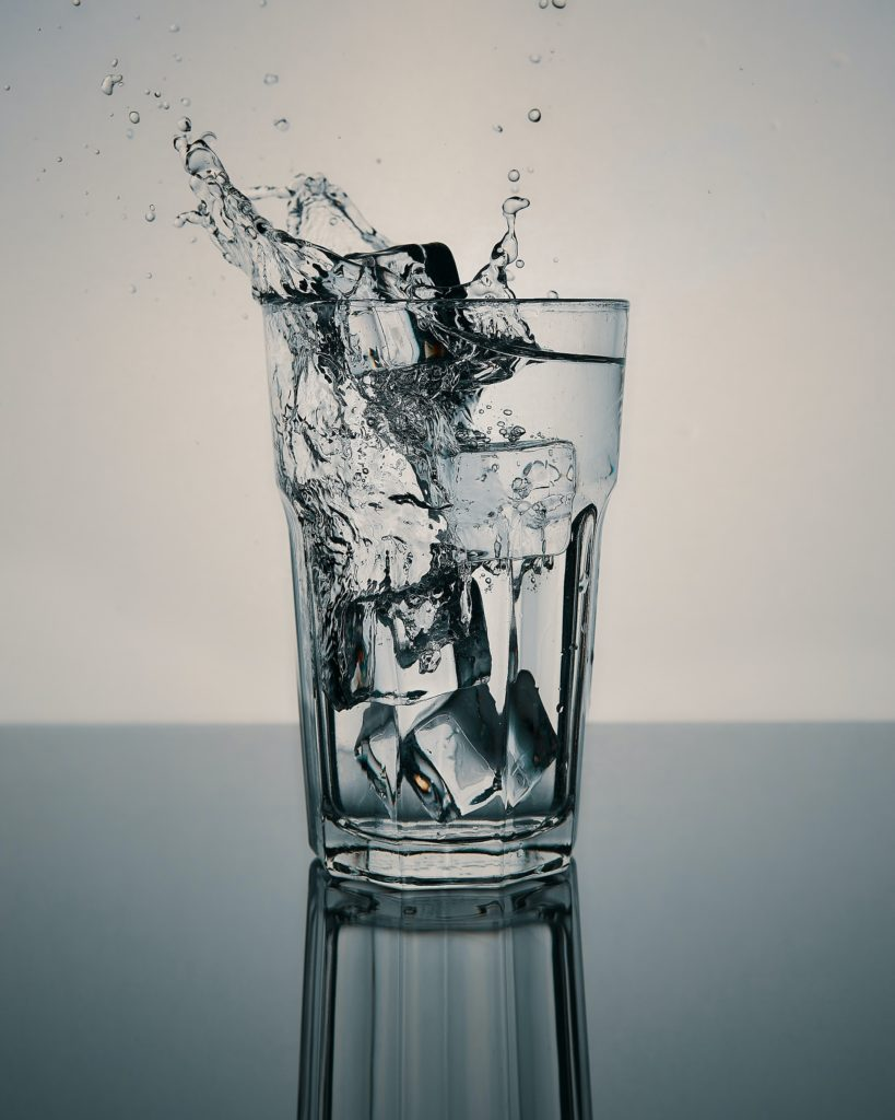 Drink demineralised water to improve your health